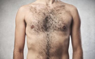 Hvor mye hår vil menn ha?
